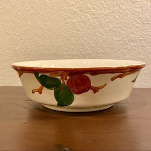 Vintage Franciscan Apple - Vegetable Bowl